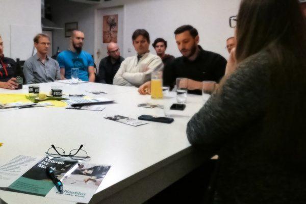 Schulungsbetrieb in Graz gestartet